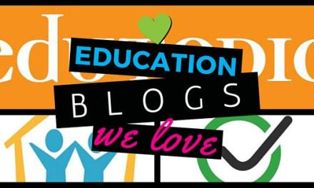 Top 100 Education Blogs for Educators and Teachers