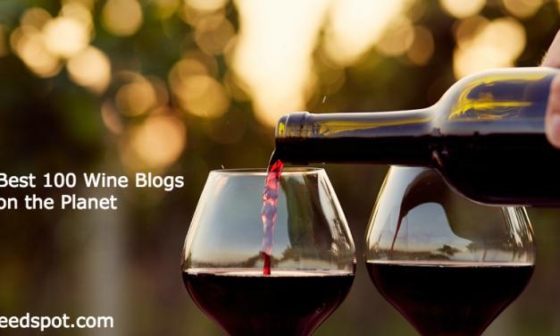 Best 100 Wine Blogs on the web