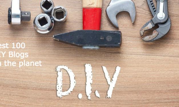 Top 100 DIY Blogs on the Web