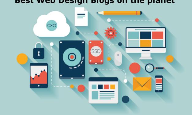 Top 50 Web Design Blogs and Websites for Web Designers