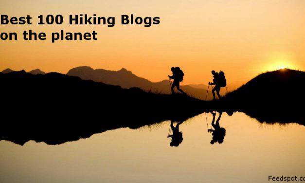 Top 100 Hiking Blogs Every Hiker Must Follow