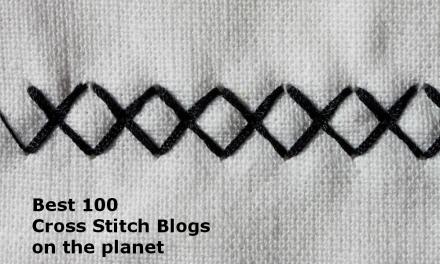 Top 100 Cross Stitch Blogs Every Stitcher Must Follow