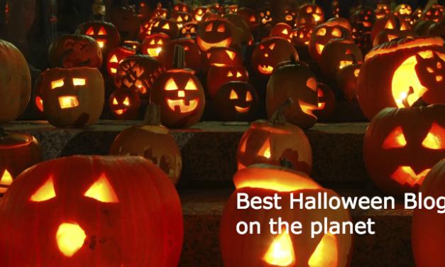 Top 25 Halloween Blogs To Read