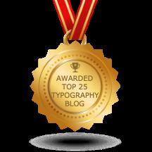 Typography blogs