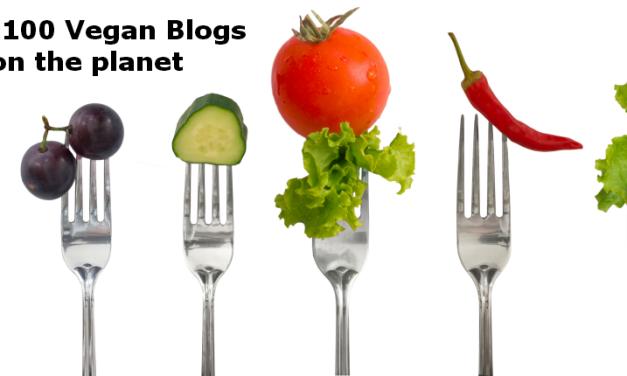 Top 100 Vegan Blogs with Best Vegan Recipes and Vegan Diet plans