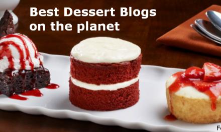 Top 50 Dessert Blogs With Best Dessert Recipes on the web