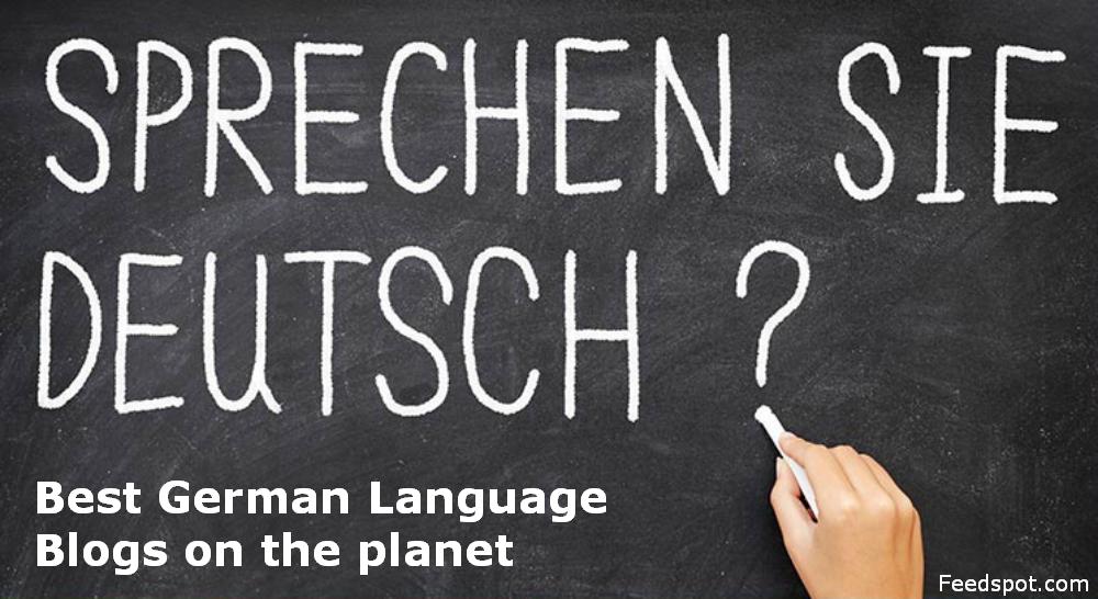 Learn German Online from Top 15 German Language Blogs - Feedspot Blog