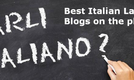Learn Italian Online from Top 10 Italian Language Blogs