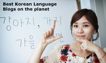 Learn Korean Online from Top 10 Korean Language Blogs