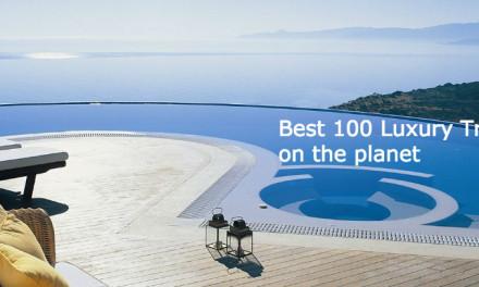 Top 100 Luxury Travel Blog List (Ranked)