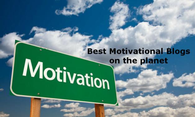 Top 25 Motivational Blogs & Websites on the web | Motivational Website