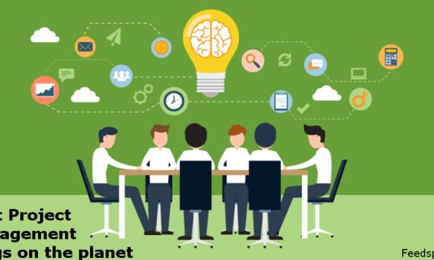 Top 50 Project Management Blog & Website List (Ranked)