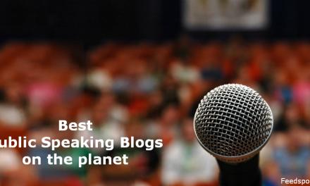 Top 50 Public Speaking Blogs Every Speaker Must Follow
