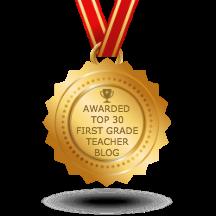 First Grade Teacher Blogs