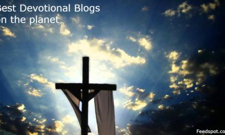 Top 30 Devotional Blogs & Websites For Christians