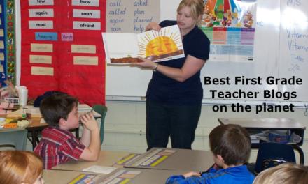 Top 30 First Grade Teacher Blogs And Websites on the Web