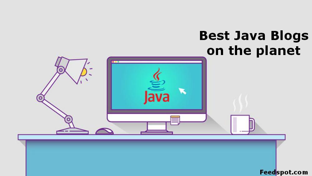 Java - Magazine cover