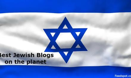 Top 50 Jewish Blogs & Websites on the Web