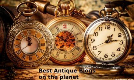 Top 30 Antique Blogs & Websites For Antique Collectors & Dealers