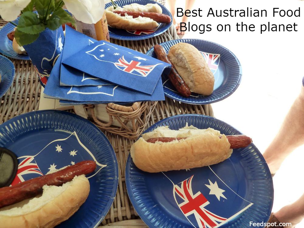 Top 100 australian food bloggers on the web australian for Australian cuisine list