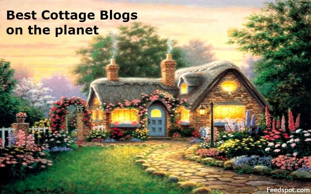 Top 40 cottage blogs websites for cottage decorating ideas for Bungalow decorating blog