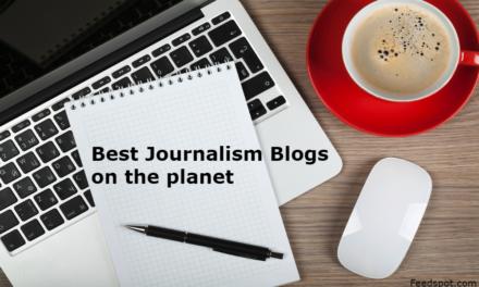 Top 50 Journalism Blogs & Websites For Journalists