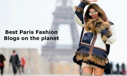 Top 30 Paris Fashion Blogs & Websites on the Web