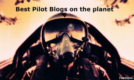 Top 60 Pilot Blogs And Websites Every Pilot Must Follow