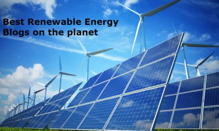 Top 50 Renewable Energy Blogs & Websites on the Web