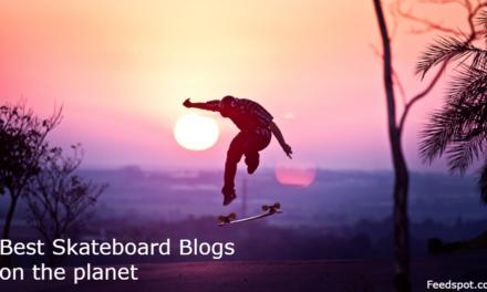Top 30 Skateboard Websites & Blogs For Skateboarding Enthusiasts