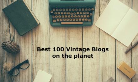 Top 100 Vintage Blogs & Websites on the Web