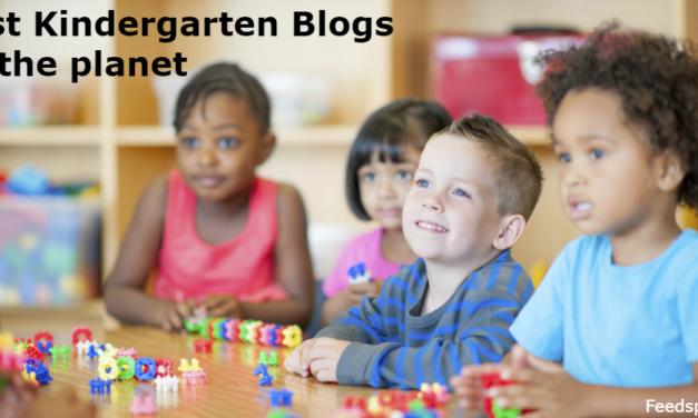 Top 100 Kindergarten Blogs And Websites For Teachers And Parents