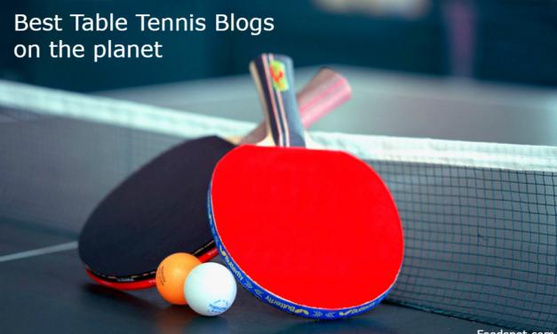 Table Tennis Blogs
