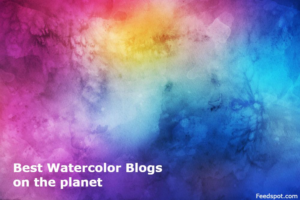Watercolor Blogs