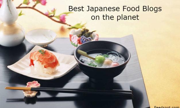 Japanese Food Blogs