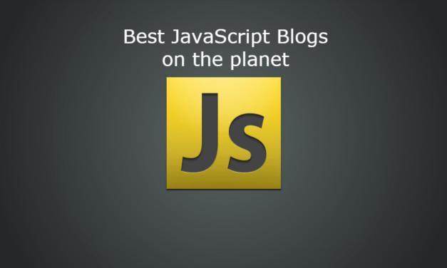 Top 30 JavaScript Blogs & Websites For JavaScript Developers
