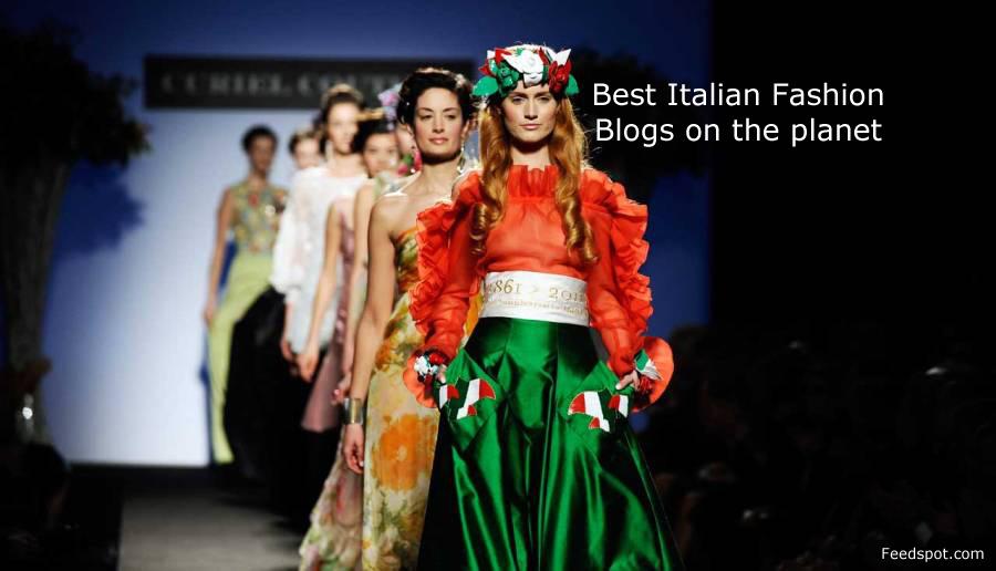 Top 80 italian fashion bloggers on the web italian for Italian fashion websites