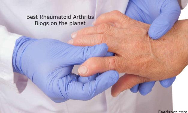 Top 40 Rheumatoid Arthritis Blogs & Websites on the Web