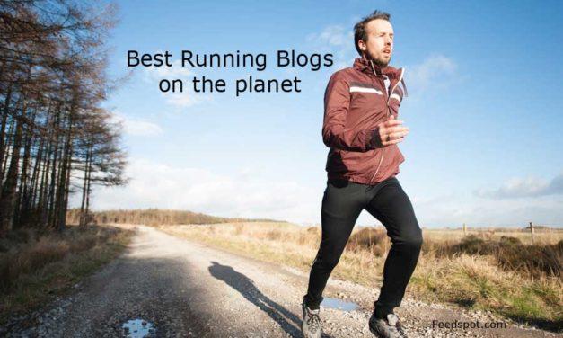Top 100 Running Blogs, Websites & Influencers in 2020