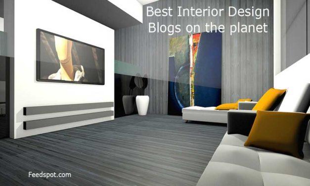 Top 100 Interior Design Blogs, Websites & Influencers in 2020