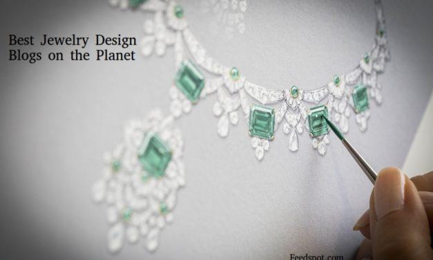 Top 50 Jewelry Design Blogs for Jewellery Designers