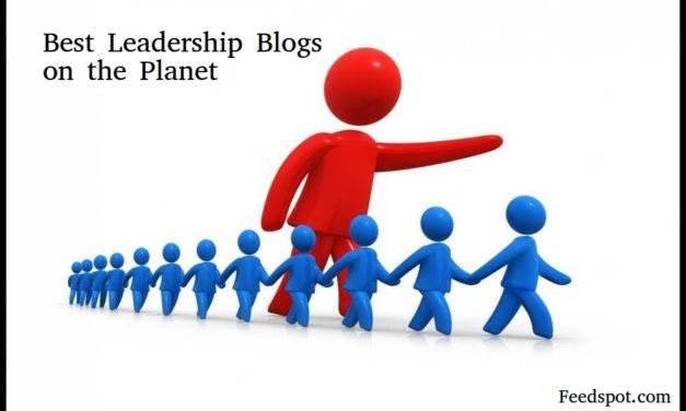 Top 100 Leadership Blogs, Websites & Influencers in 2020