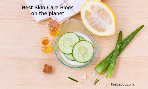 Top 100 Skin Care Blogs, Websites & Influencers in 2020