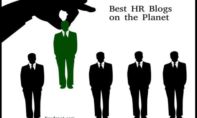 Top 100 HR Blogs, Websites & Influencers in 2020