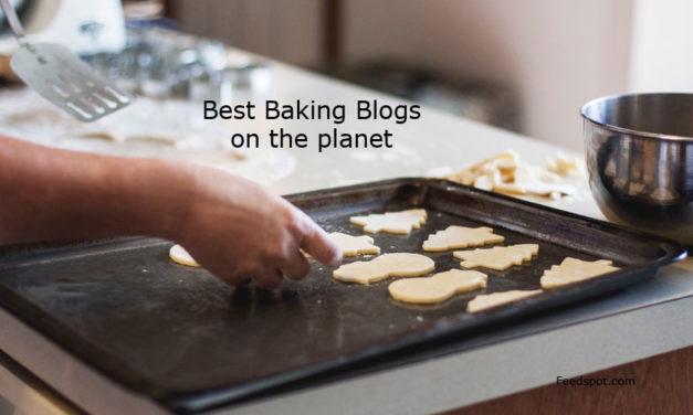 Top 100 Baking Blogs, Websites & Influencers in 2020