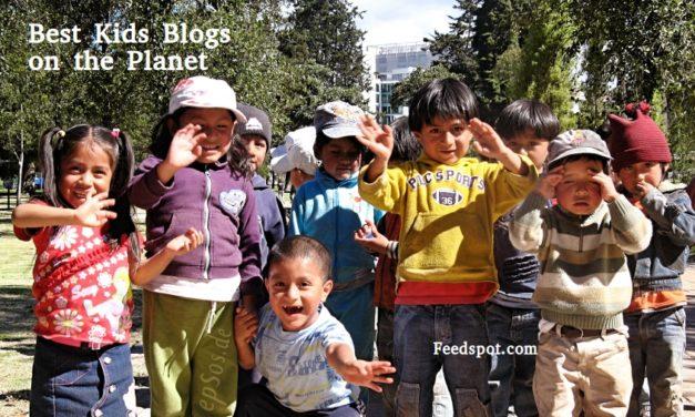 Top 100 Kids Blogs & Websites Every Parent Must Read in 2019