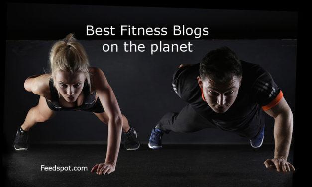Top 100 Fitness Blogs, Websites & Influencers in 2020