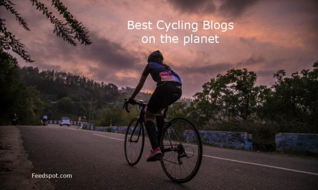 Top 100 Cycling Blogs & Websites Every Bike Fan Must Read in 2020