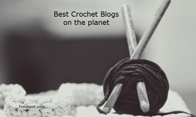 Top 100 Crochet Blogs, Websites & Influencers in 2020