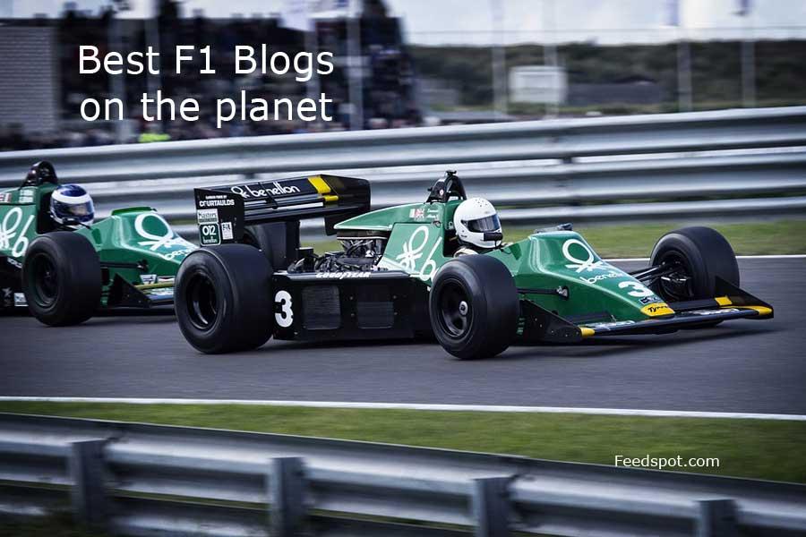 Top 100 F1 Blogs Every Formula One Fan Must Follow | F1 News | F1 Racing